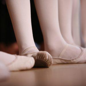 ballet, foot, feet