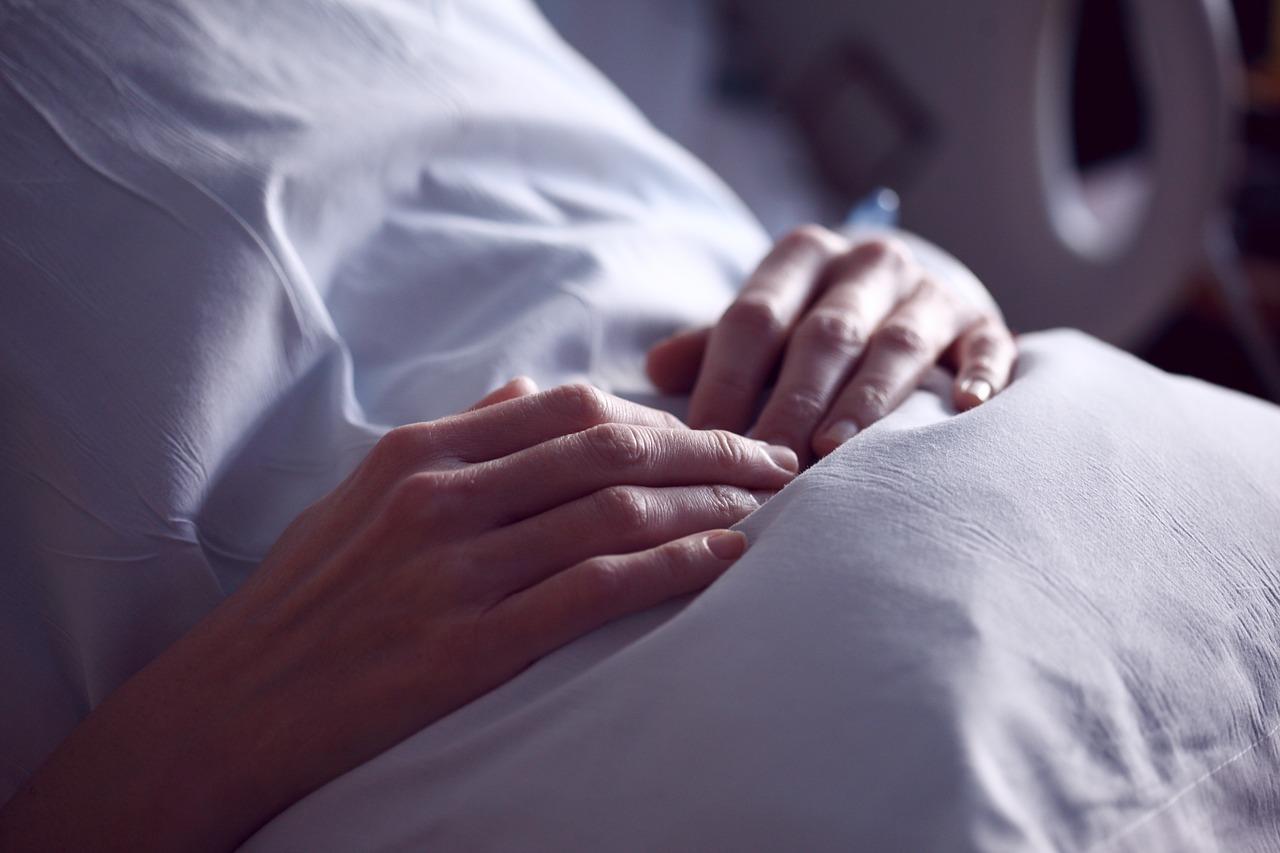 healing, patient, holding